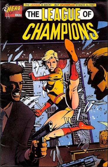 League of Champions 4-A by Heroic Publishing