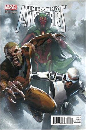 Uncanny Avengers (2015) 1-D