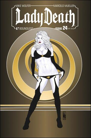 Lady Death (2010) 24-D by Boundless Comics