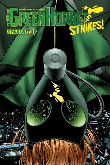 Green Hornet Strikes 1-A by Dynamite Entertainment