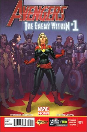 Avengers: The Enemy Within 1-A