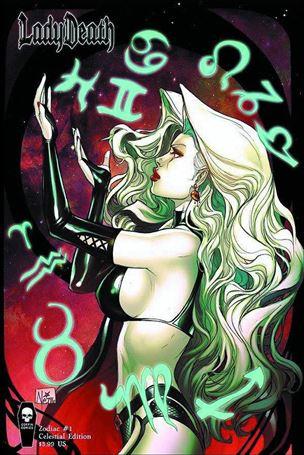 Lady Death: Zodiac 1-B