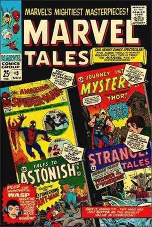 Marvel Tales (1966) 5-A