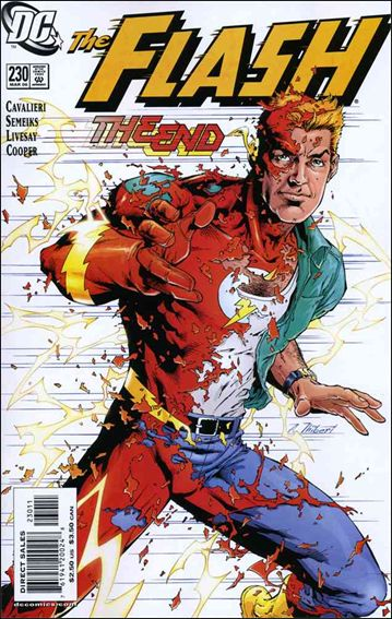 Flash (1987) 230-A by DC
