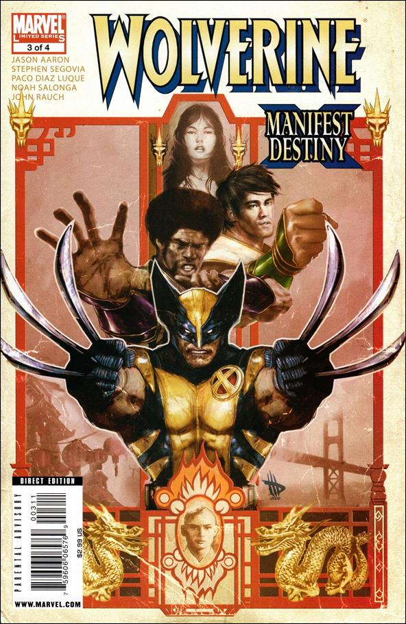 Wolverine: Manifest Destiny 3-A by Marvel