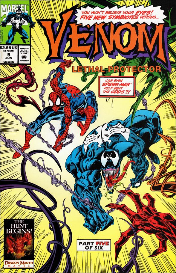 Venom: Lethal Protector 5-A by Marvel