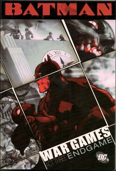 Batman: War Games 3-A by DC
