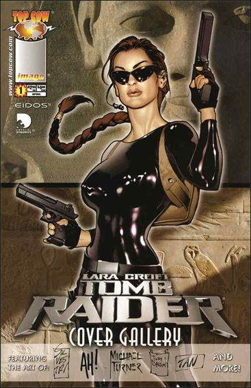 Tomb Raider Cover Gallery 1-A by Top Cow