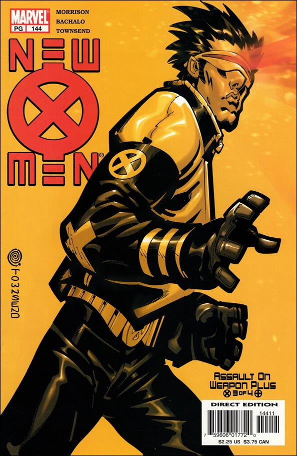 New X-Men (2001) 144-A by Marvel
