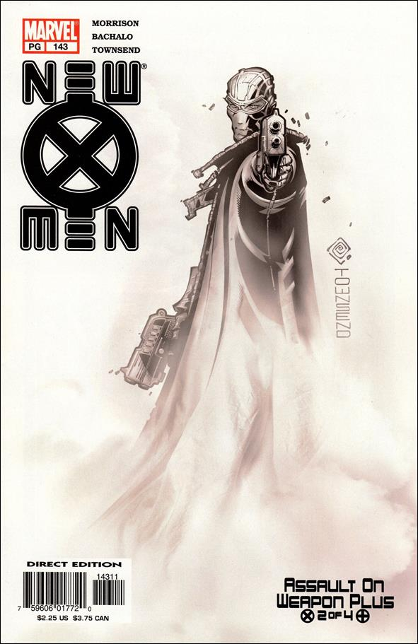 New X-Men (2001) 143-A by Marvel