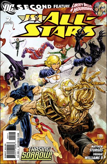 JSA All-Stars 2-A by DC