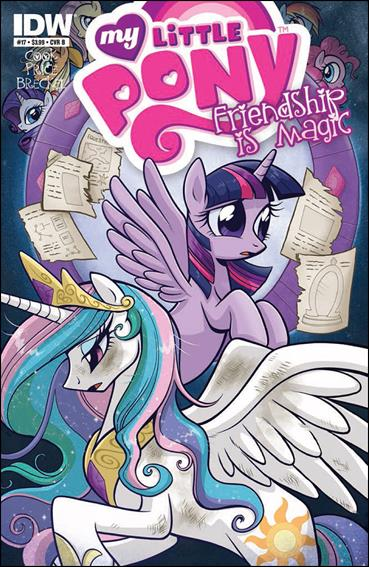 My Little Pony: Friendship is Magic 17-B by IDW