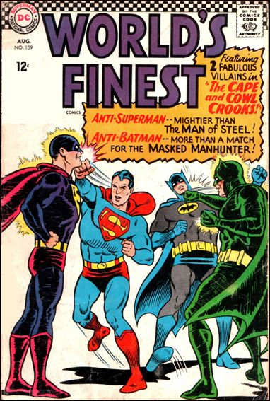 World's Finest Comics 159-A by DC