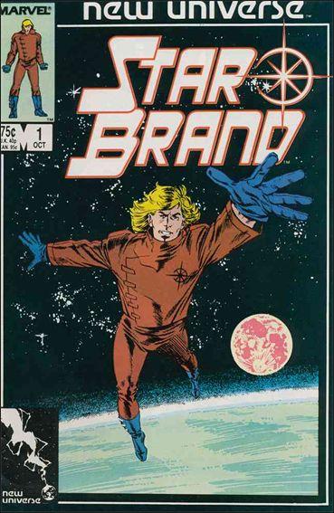Star Brand 1-A by Marvel