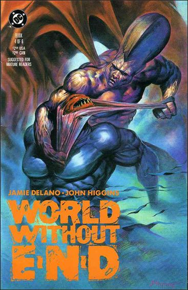 World Without End 4-A by DC
