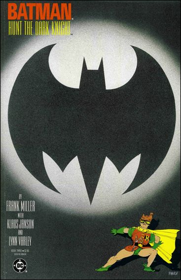 Batman: The Dark Knight Returns 3-B by DC