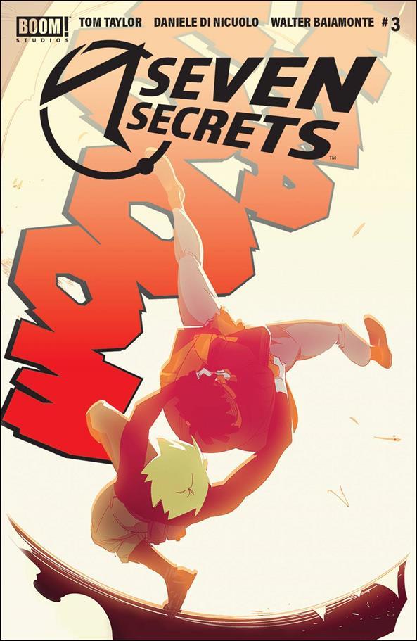 Seven Secrets 3-E by Boom! Studios