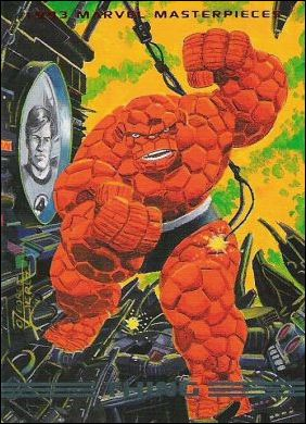 1993 Marvel Masterpieces (Base Set) 14-A by SkyBox