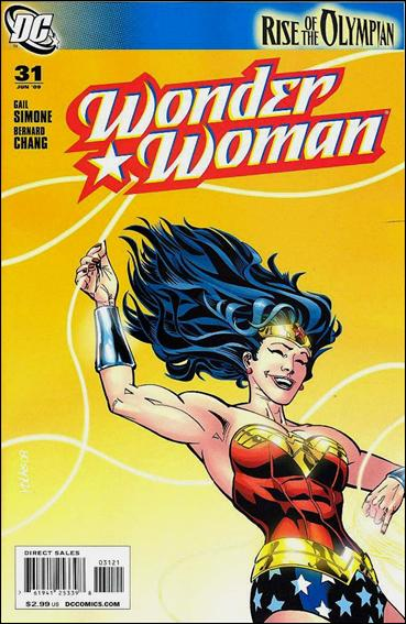 Wonder Woman (2006) 31-B by DC