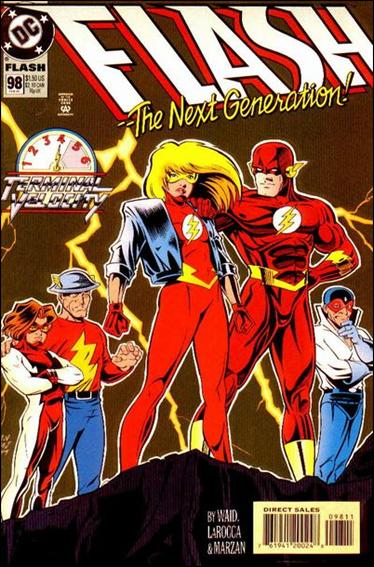 Flash (1987) 98-A by DC