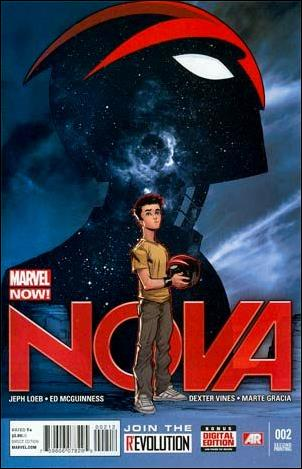 Nova (2013) 2-C by Marvel