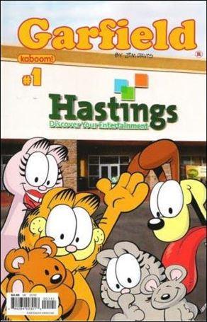 Garfield 1-D