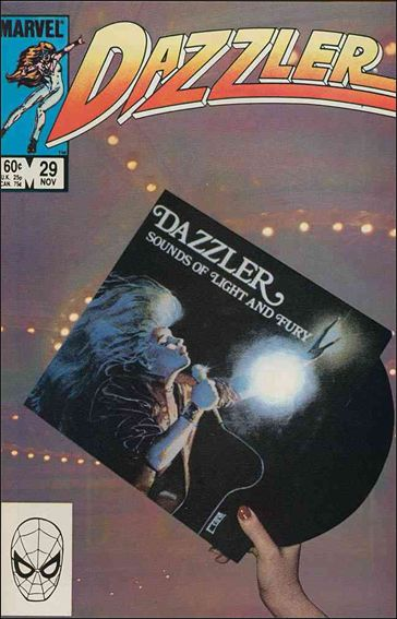 Dazzler (1981) 29-A by Marvel