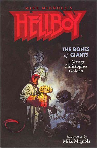 Hellboy: The Bones of Giants 1-A by Dark Horse