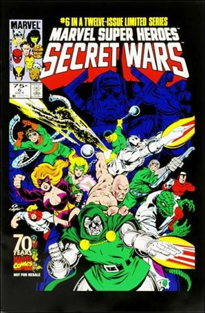 Marvel Super Heroes Secret Wars 6-C