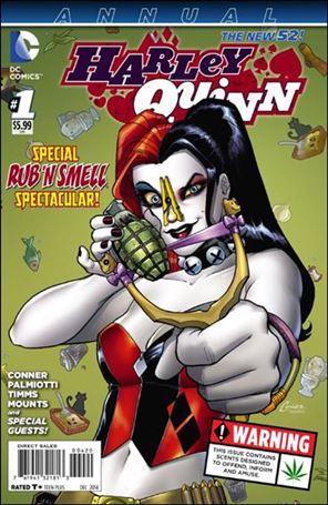 Harley Quinn Annual 1-A