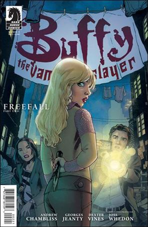 Buffy the Vampire Slayer Season 9 2-B
