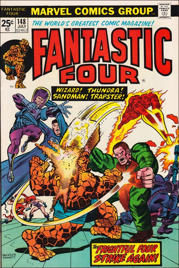 Fantastic Four (1961) 148-A by Marvel