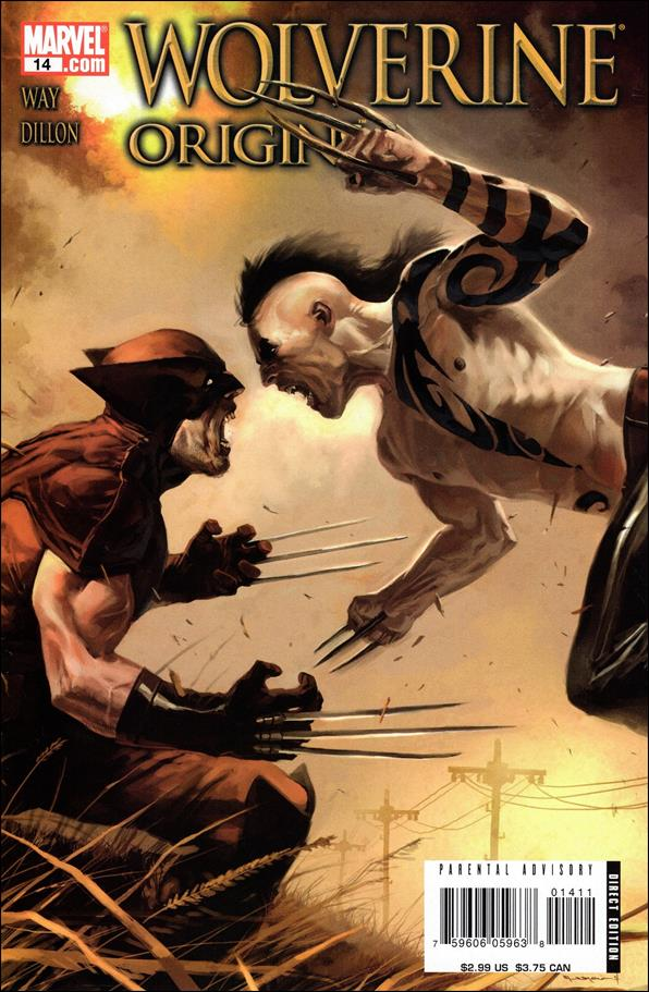 Wolverine: Origins 14-A by Marvel