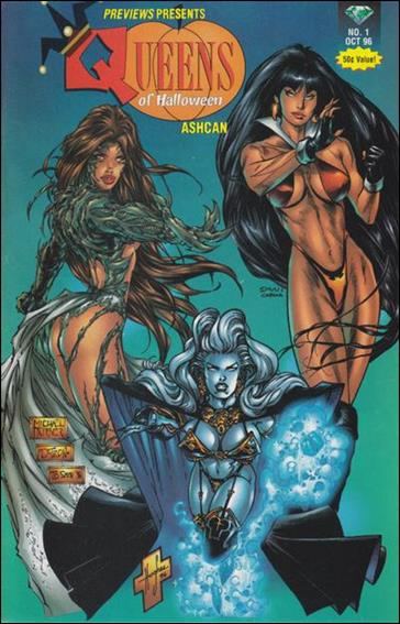 Queens of Halloween 1-A by Diamond Comic Distributors
