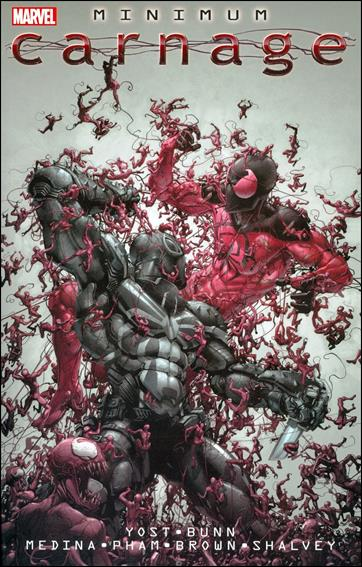 Carnage: Minimum Carnage 1-A by Marvel