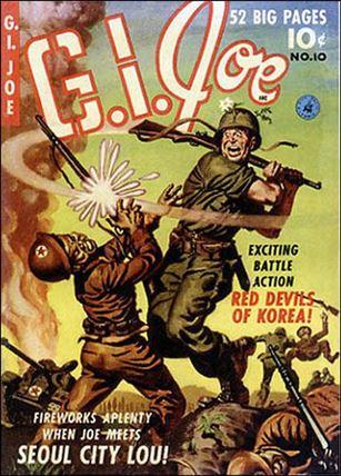 G.I. Joe (1951) 1-A