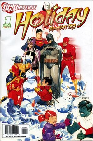 DC Holiday Special '09 1-A