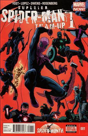 Superior Spider-Man Team-Up 1-A