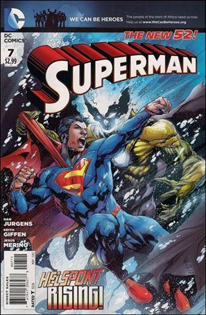 Superman (2011) 7-A