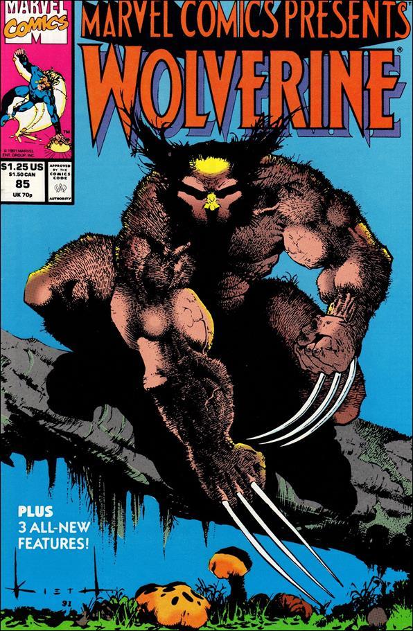 Marvel Comics Presents (1988) 85-A by Marvel