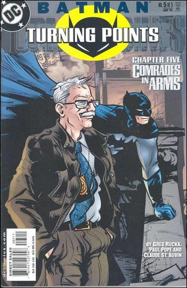 Batman: Turning Points 5-A by DC