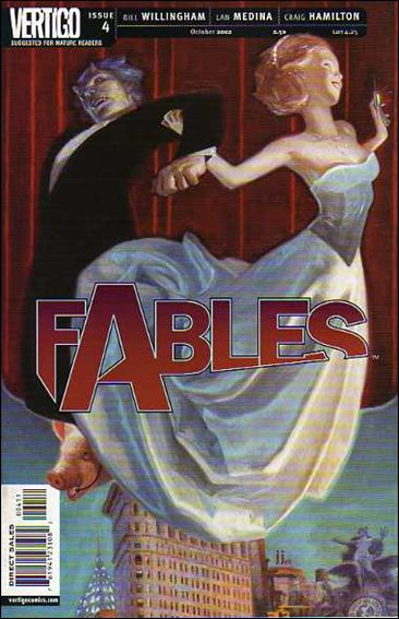 Fables 4-A by Vertigo