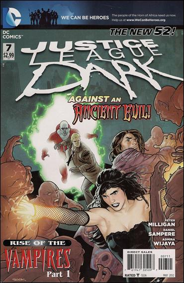 Justice League Dark 7-A by DC