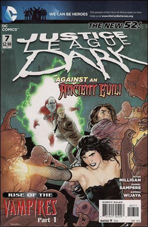 Justice League Dark 7-A