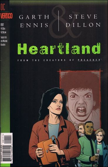 Heartland 1-A by Vertigo
