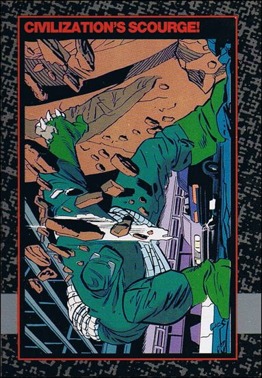 Doomsday: The Death of Superman (Base Set) 6-A by SkyBox