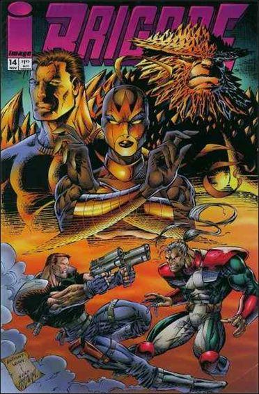 Brigade (1993) 14-A by Image
