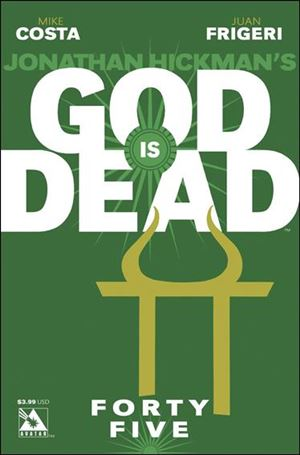 God is Dead 45-A
