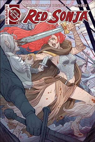 Red Sonja (2016/01) 5-A