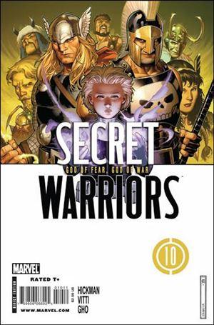 Secret Warriors 10-A